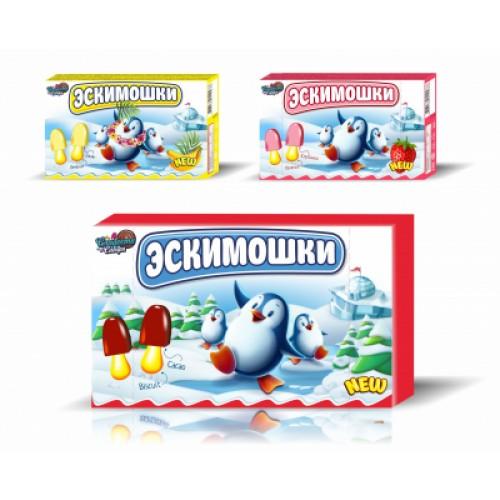 НГ Эскимошки, 45 гр