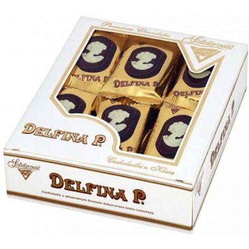 """Коробка конфет """"Дельфина"""""""