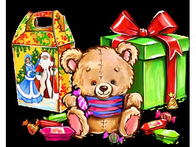 Индивидуальная комплектация Подарков